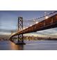 KOMAR Foto-Papiertapete »Bay Bridge«, Breite 368 cm, inkl. Kleister-Thumbnail