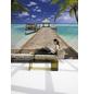 KOMAR Foto-Papiertapete »Beach Resort«, Breite 368 cm, inkl. Kleister-Thumbnail