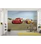 KOMAR Foto-Papiertapete »Cars Beach Race«, Breite 368 cm, inkl. Kleister-Thumbnail