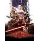 KOMAR Foto-Papiertapete »EP9 Movie Poster Rey«, Breite 184 cm, inkl. Kleister-Thumbnail