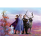 KOMAR Foto-Papiertapete »Frozen Iconic«, Breite 368 cm, inkl. Kleister-Thumbnail