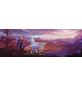 KOMAR Foto-Papiertapete »Frozen Panorama«, Breite 368 cm, inkl. Kleister-Thumbnail