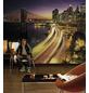 KOMAR Foto-Papiertapete »NYC Lights«, Breite 368 cm, inkl. Kleister-Thumbnail