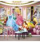 KOMAR Foto-Papiertapete »Princess Mirror«, Breite 368 cm, inkl. Kleister-Thumbnail