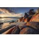 KOMAR Foto-Vliestapete »Bay of Fires«, Breite 400 cm, seidenmatt-Thumbnail