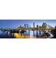 KOMAR Foto-Vliestapete »Brisbane«, Breite 184 cm, inkl. Kleister-Thumbnail
