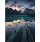 KOMAR Foto-Vliestapete »Burning Emerald«, Breite 200 cm, seidenmatt-Thumbnail
