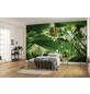 KOMAR Foto-Vliestapete »Dschungeldach II«, Breite 450 cm, seidenmatt-Thumbnail
