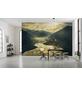 KOMAR Foto-Vliestapete »Gold Mountains«, Breite 400 cm, seidenmatt-Thumbnail