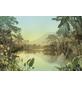 KOMAR Foto-Vliestapete »Lac Tropical«, Breite 400 cm, seidenmatt-Thumbnail