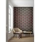 KOMAR Foto-Vliestapete »Paon Rouge«, Breite 200 cm, seidenmatt-Thumbnail