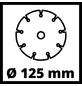 EINHELL Fräse »CLASSIC«, 1320  W-Thumbnail