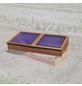 PROMADINO Frühbeet, BxLxH: 140 x 70 x 28 cm, Kiefernholz-Thumbnail