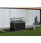 KGT Frühbeetaufsatz »130«, B x L x H: 123 x 91 x 31 cm, Aluminium-Thumbnail