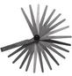 CONNEX Fühlerlehre, Metall, 0,05 - 1 mm, 20 Blatt-Thumbnail