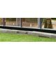 JULIANA Fundament für Gewächshäuser, BxHxt: 296 x 12 x 296 cm, Stahl-Thumbnail