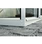VITAVIA Fundament für Gewächshaus »3300«, verzinkter Stahl, BxL: 254 x 128 cm-Thumbnail
