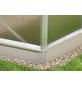VITAVIA Fundament für Gewächshaus, verzinkter Stahl, BxL: 228 x 192 cm-Thumbnail