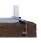 KGT Fundamentrahmen für Gewächshäuser »Rhodo«, BxT: 227 x 301 cm, Aluminium-Thumbnail