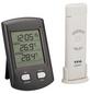 tfa® Funk-Thermometer RATIO digital Kunststoff 6,8 x 11,3 x 2,9 cm-Thumbnail
