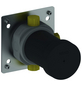 KEUCO Funktionseinheit (Unterputz) »IXMO«, Messing/Kunststoff, silberfarben-Thumbnail