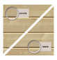 WOODFEELING Fußboden, BxT: 242 x 242 cm-Thumbnail