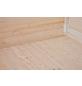 KARIBU Fußboden, Fichte natur, BxT: 238 x 242 cm-Thumbnail
