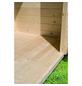 KARIBU Fußboden, Fichte natur, BxT: 300 x 300 cm-Thumbnail