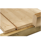 WOLFF Fußboden für Gartenhäuser, B x H: 450  x 1,8  cm-Thumbnail