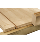 WOLFF Fußboden für Gartenhäuser, BxHxt: 450 x 1,8 x 300 cm, Fichtenholz-Thumbnail