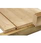WOLFF Fußboden für Gartenhäuser »Venlo A«, BxHxt: 238 x 16 x 209 cm, Fichtenholz-Thumbnail
