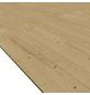 WOODFEELING Fußboden, natur, BxT: 186 x 125 cm-Thumbnail