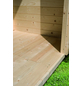 KARIBU Fußboden, Nordisches Fichtenholz fichtefarben, BxT: 460 x 460 cm-Thumbnail