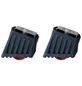 KRAUSE Fußkappe & Rollset »MONTO«, , Kunststoff-Thumbnail