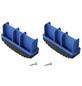 KRAUSE Fußstopfen »STABILO«, , Kunststoff, blau-Thumbnail