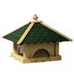DOBAR Futterhaus mit 4 Futter-Schubladen-Thumbnail