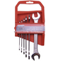 CONNEX Gabel-Ringschlüssel-Satz 6-teilig, Schlüsselgröße: 6 - 17 mm-Thumbnail