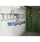 EUFAB Garagen-Wandhalter, Stahl, schwarz-Thumbnail