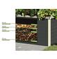 KARIBU Garten-Fertigbausatz »Hochbeet«, B x L x H: 83 x 166 x 80 cm-Thumbnail