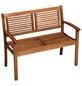 MERXX Gartenbank »Cordoba«, 2-Sitzer, BxTxH: 110 x 58 x 90 cm-Thumbnail