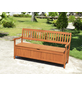 GARDEN PLEASURE Gartenbank »HOUSTON«, 3-Sitzer, B x T x H: 157 x 59 x 90 cm-Thumbnail