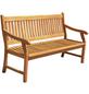 GARDEN PLEASURE Gartenbank »New Jersey«, 3-Sitzer, BxTxH: 158 x 68 x 90 cm-Thumbnail