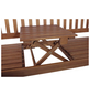 GARDEN PLEASURE Gartenbank »Phuket«, 3-Sitzer, B x T x H: 150 x 63 x 105 cm-Thumbnail