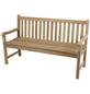 GARDEN PLEASURE Gartenbank »Solo«, 3-Sitzer, B x T x H: 150 x 63 x 92 cm-Thumbnail