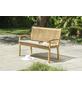 CASAYA Gartenbank »Somerville«, 2-Sitzer, BxTxH: 128 x 91,5 x 62 cm-Thumbnail