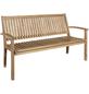 CASAYA Gartenbank »Somerville«, 3-Sitzer, BxTxH: 158 x 91,5 x 62 cm-Thumbnail