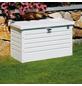 BIOHORT Gartenbox »FreizeitBox«, BxHxT: 101 x 61 x 46 cm, weiß-Thumbnail