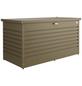 BIOHORT Gartenbox »FreizeitBox«, BxHxT: 159 x 83 x 79 cm, bronzefarben-Thumbnail
