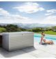 BIOHORT Gartenbox »FreizeitBox«, BxHxT: 159 x 83 x 79 cm, quarzgrau-metallic-Thumbnail