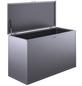 KGT Gartenbox »Gartenboxen«, BxHxT: 130 x 80 x 59 cm, silberfarben-Thumbnail